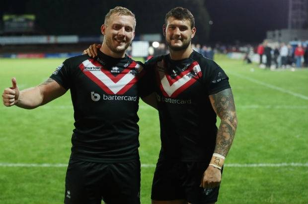 Late Pitts try keeps London survival bid alive