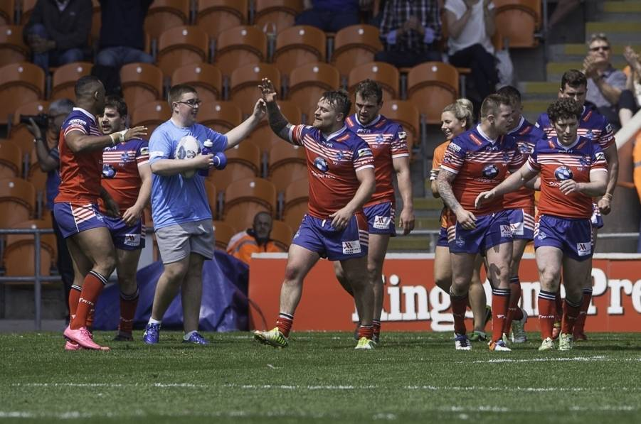 York cause cup upset against Rochdale