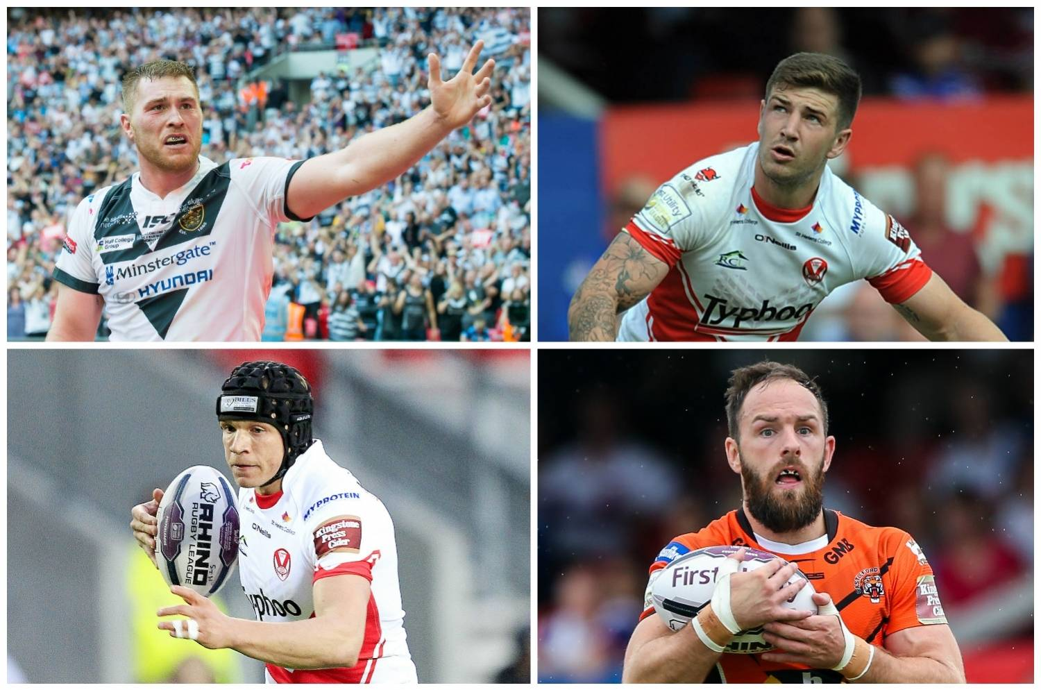 Four uncapped players named in England 24-man squad