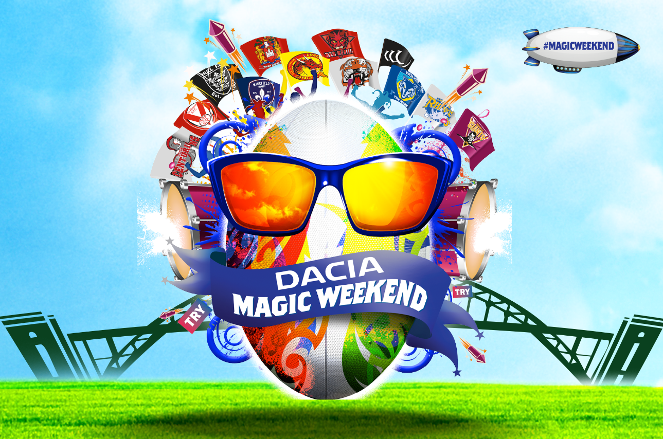 Dacia Magic Weekend to return to Newcastle in 2017