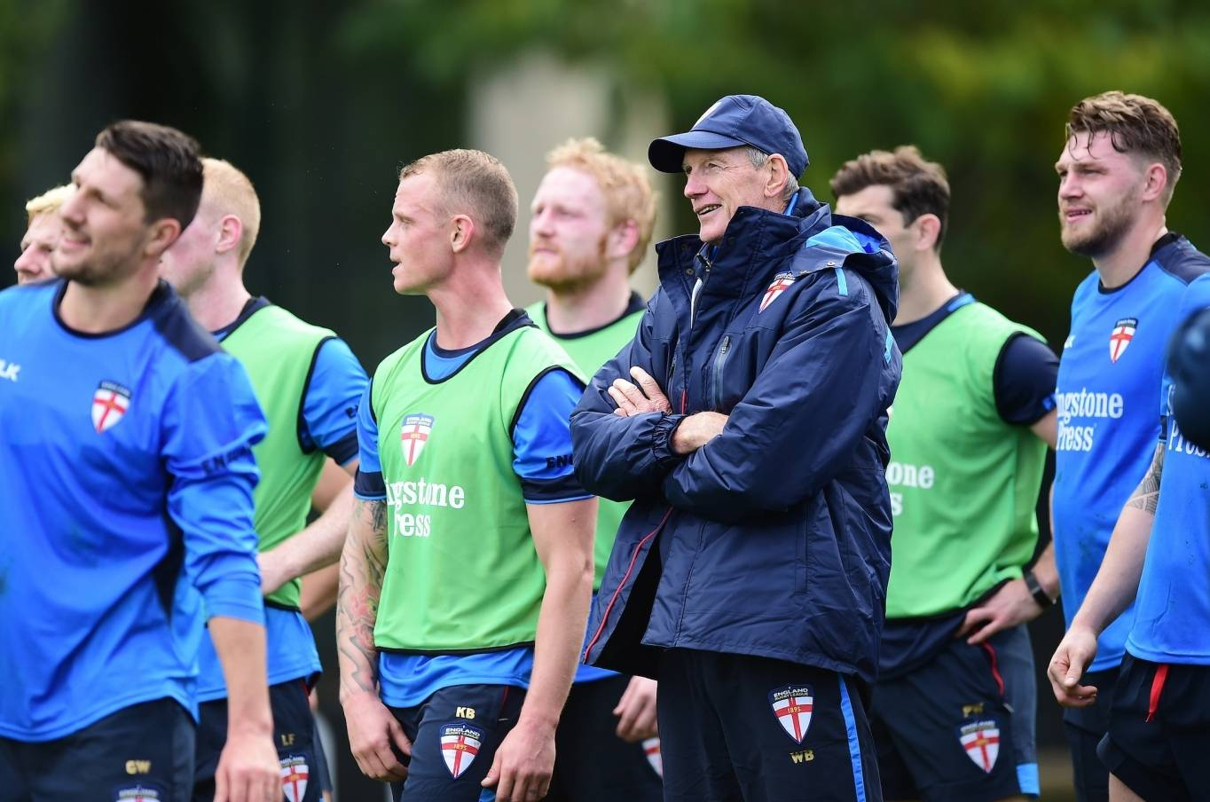 England Coach Wayne Bennett is enthusiastic for 2017