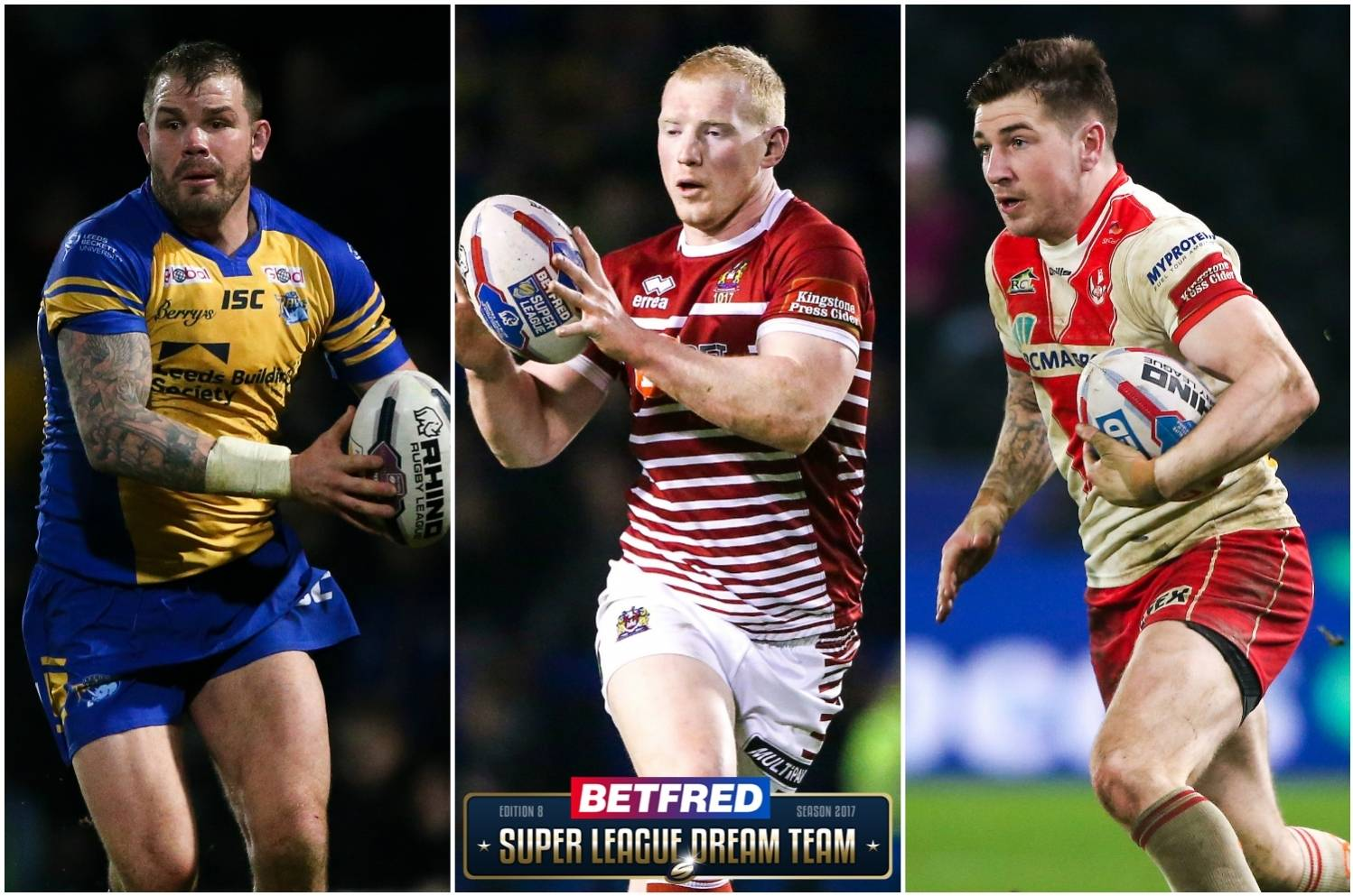 Betfred Super League Dream Team: Top 5 players round 4
