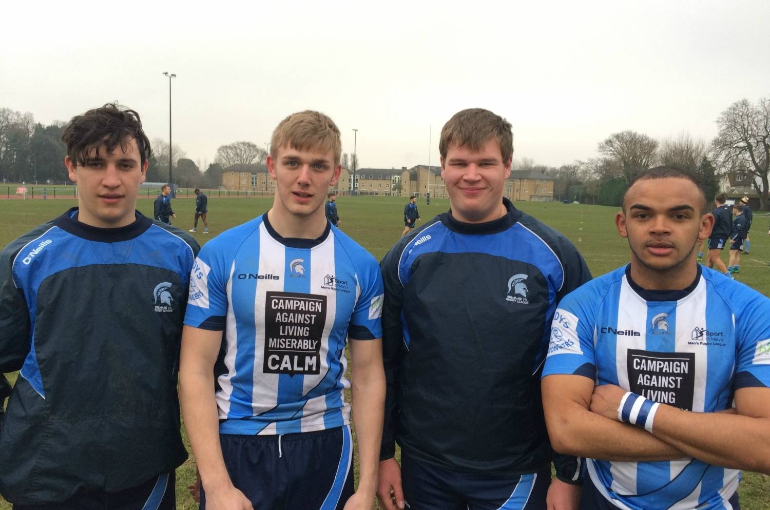 London RL Juniors boost St Mary's squad