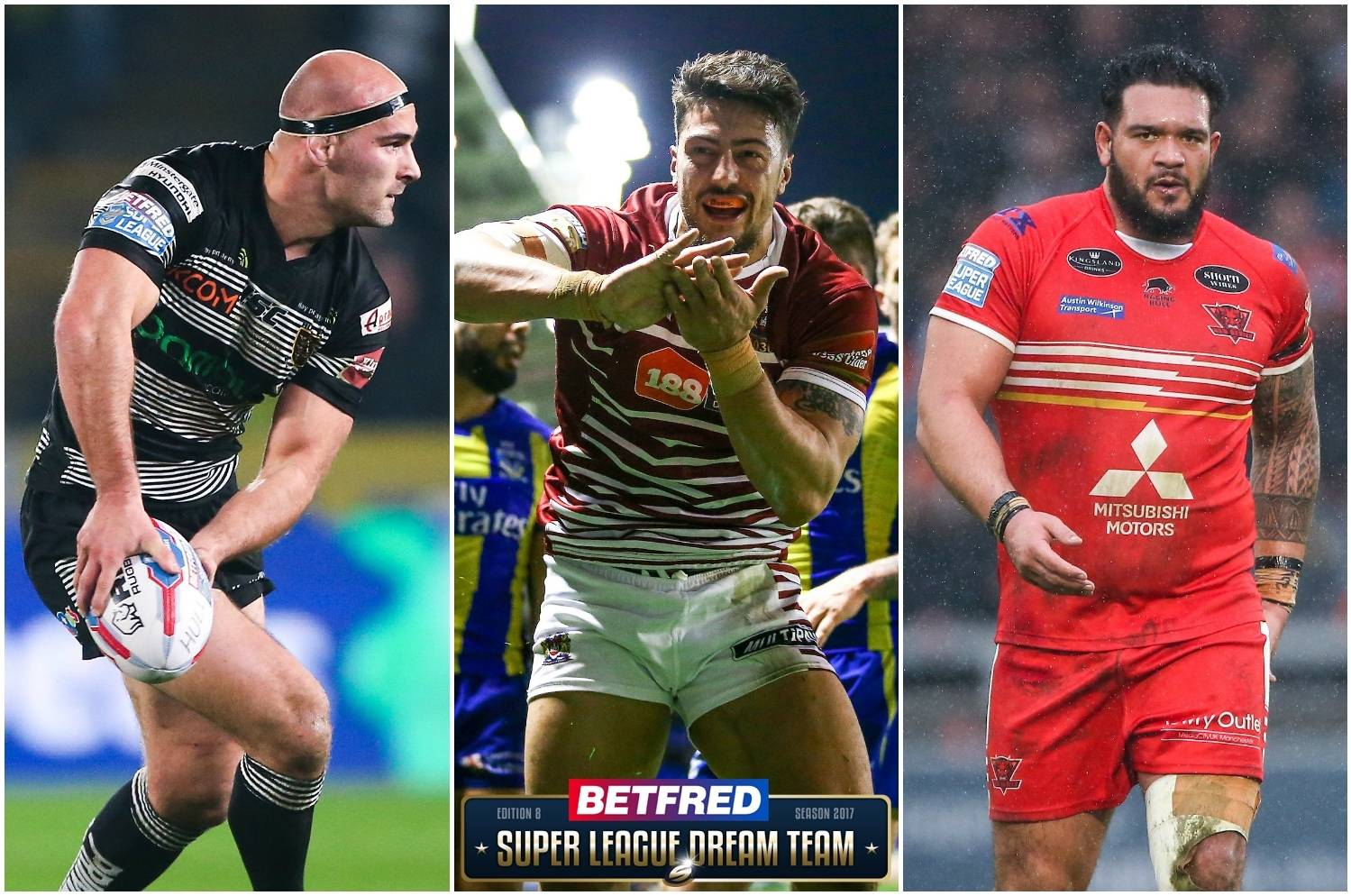 Betfred Super League Dream Team: Top 5 round 5