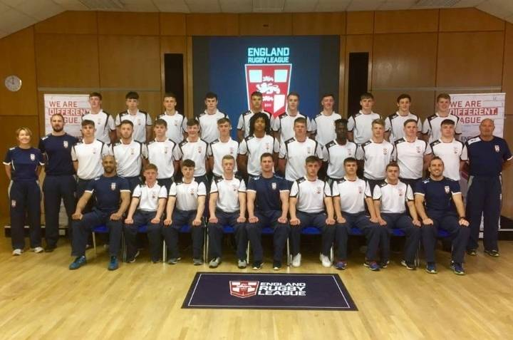 England Youth name team for French test