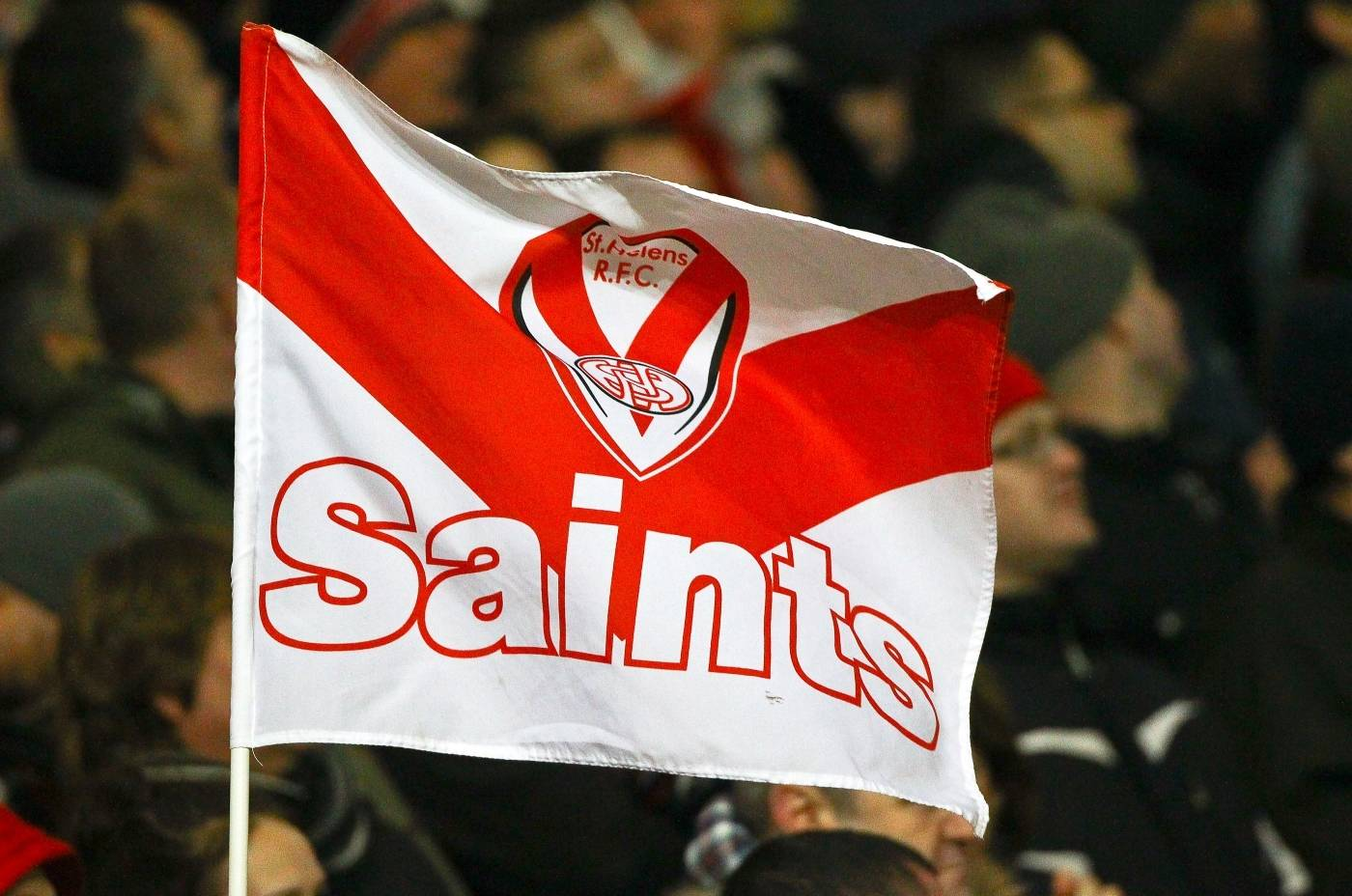 St Helens urged to maintain intensity