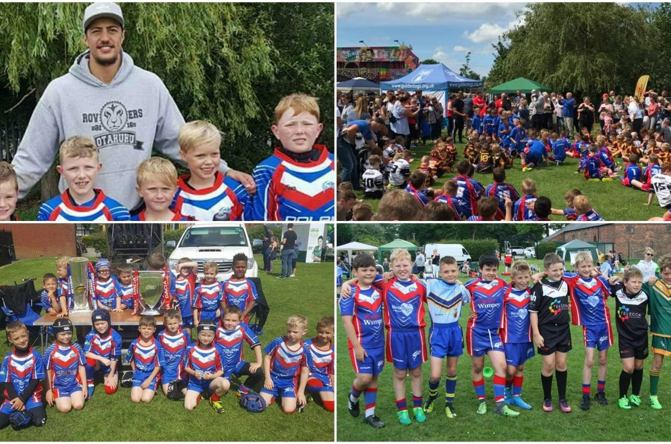 Club of the Week | Shevington Sharks