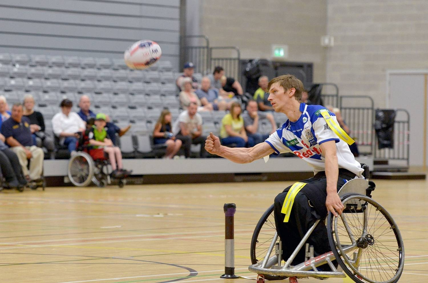 Wheelchair RL Challenge Cup semi-finals confirmed