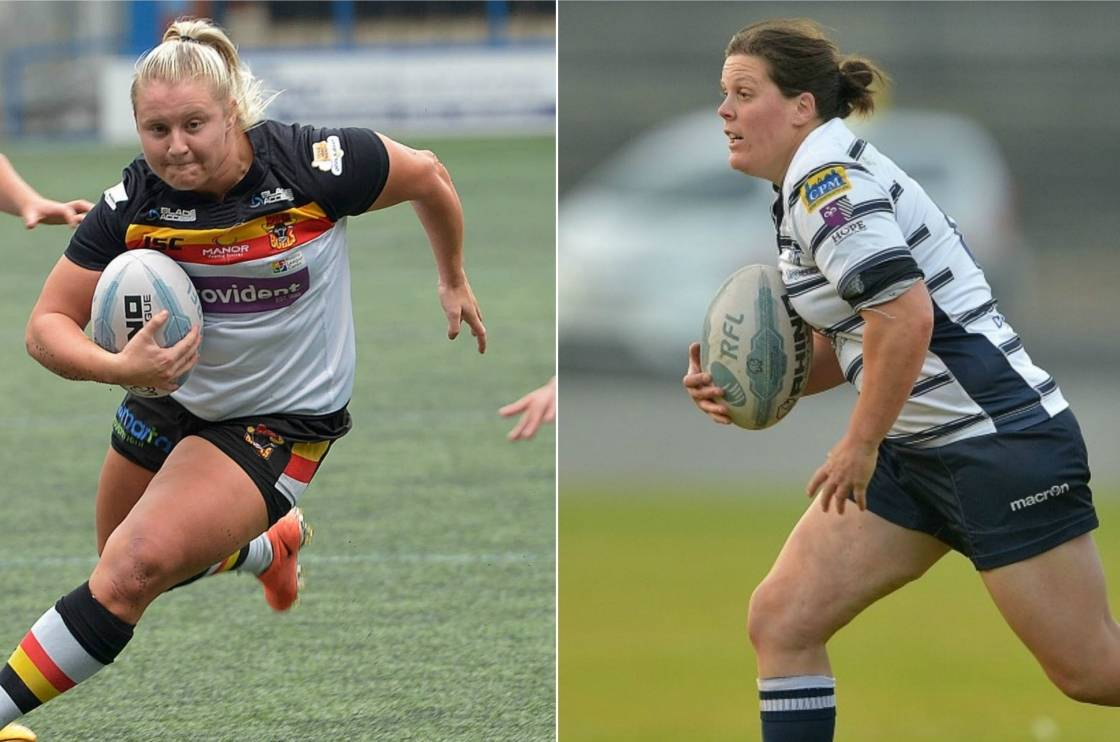 Bradford and Featherstone reach Women's Challenge Cup Final