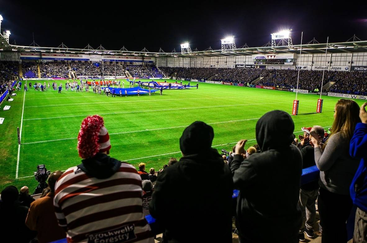 Ladbrokes Challenge Cup semi-final venues confirmed