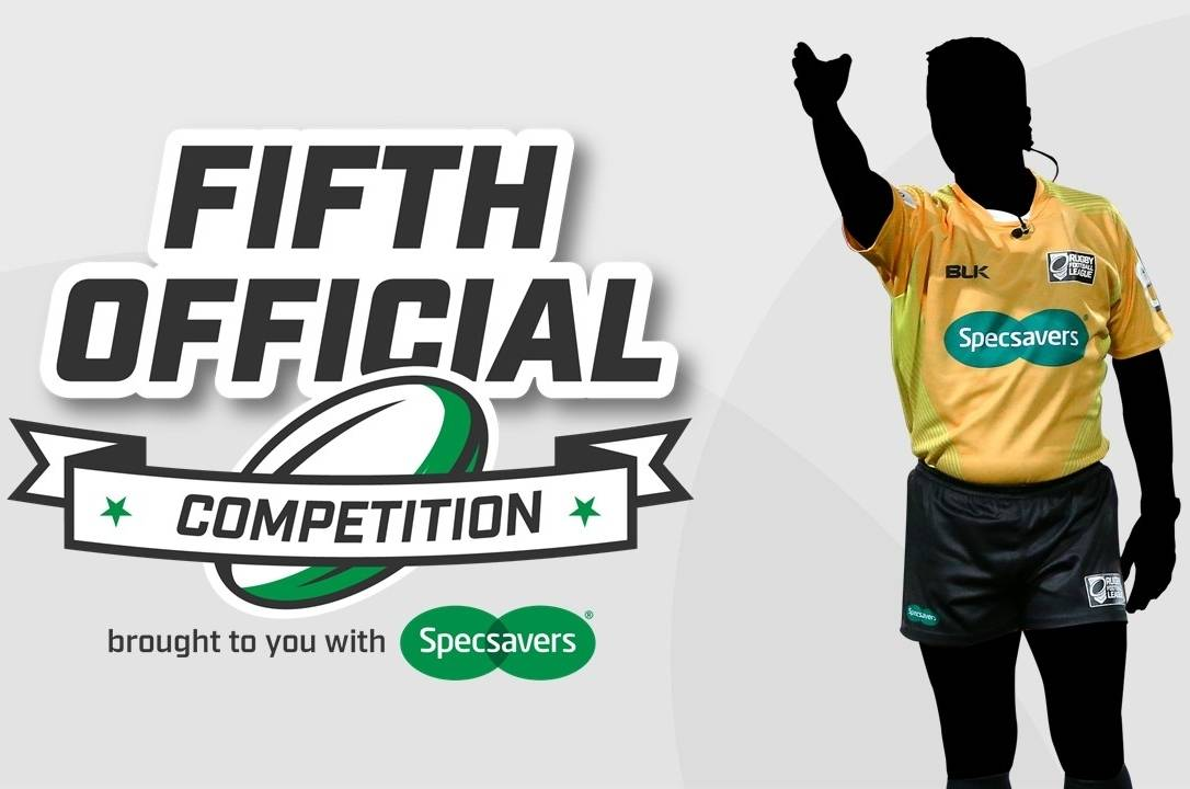 Fancy being fifth official at the Ladbrokes Challenge Cup Final?