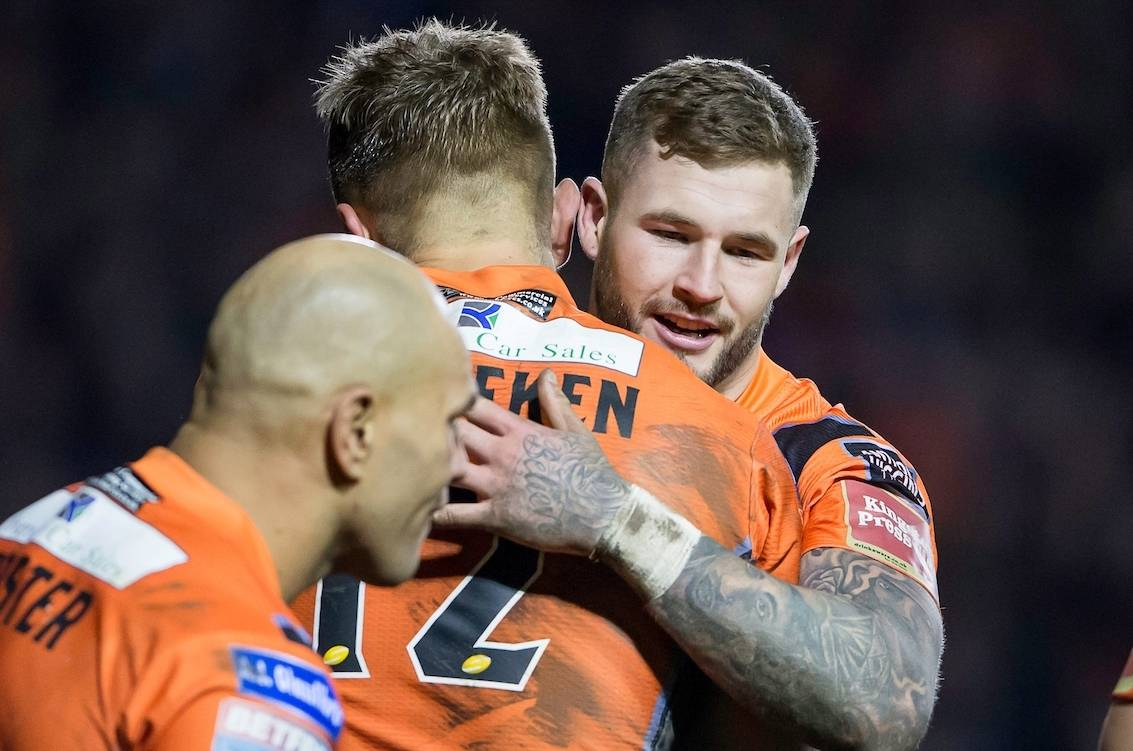 Tigers go ten points clear with victory over Red Devils