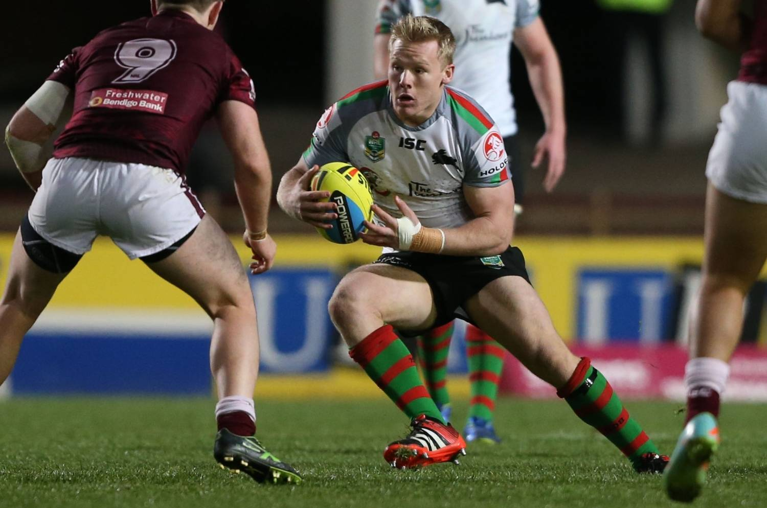 Wigan Warriors bring in Gabriel Hamlin from South Sydney