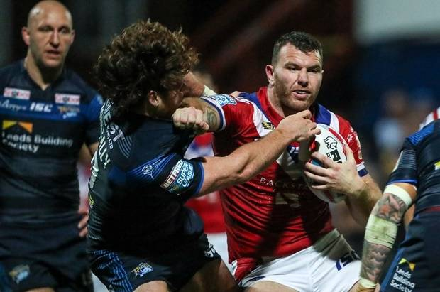 Hirst commits to Wakefield