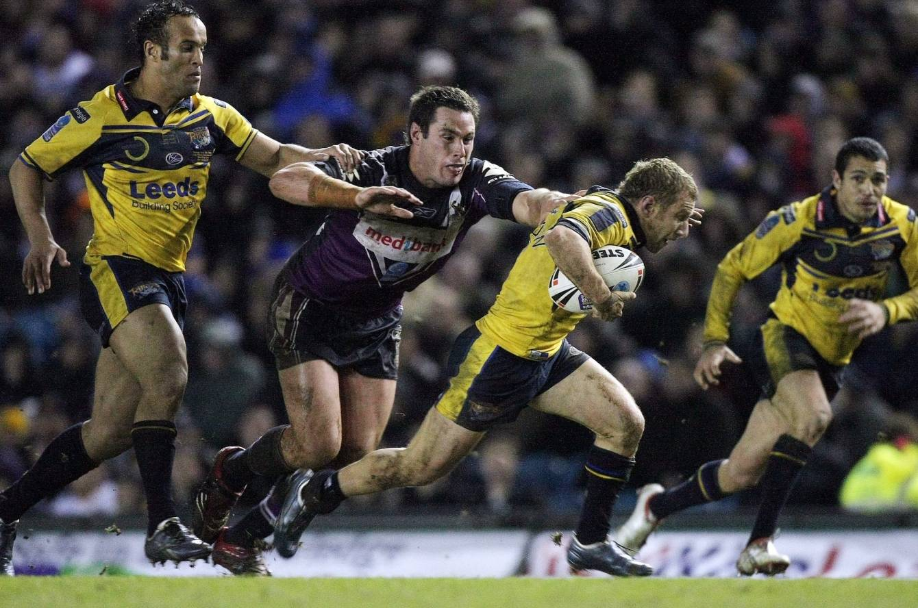 Rhinos to face Storm in World Club Challenge