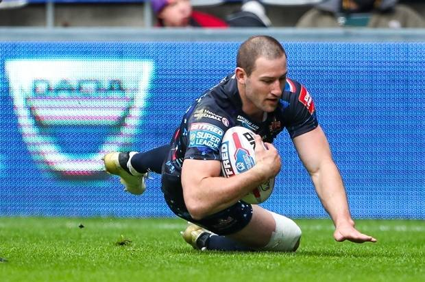 Brown makes Warrington move