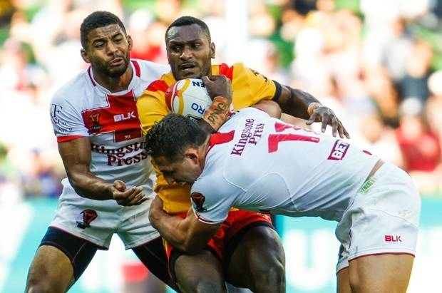 Widnes sign Kato Ottio from Canberra