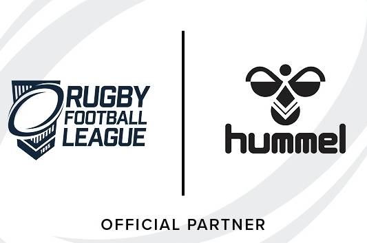 Rugby Football League and hummel announce four-year partnership