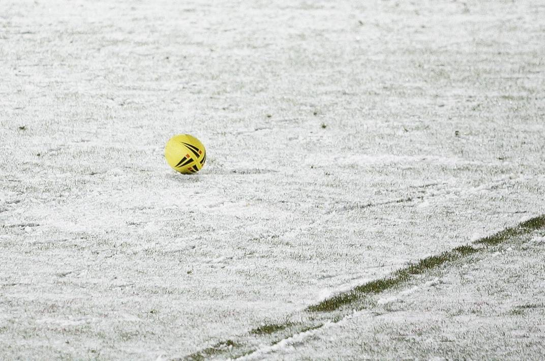Postponements: 18th March