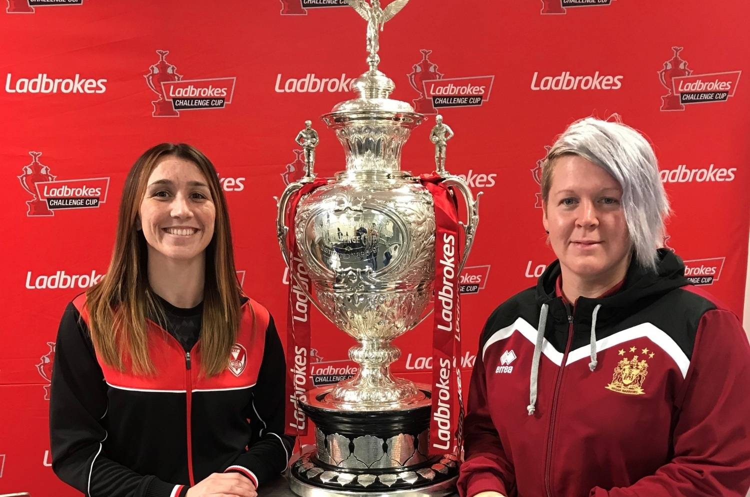 York City Knights to host Catalans Dragons in fifth round of Ladbrokes Challenge Cup