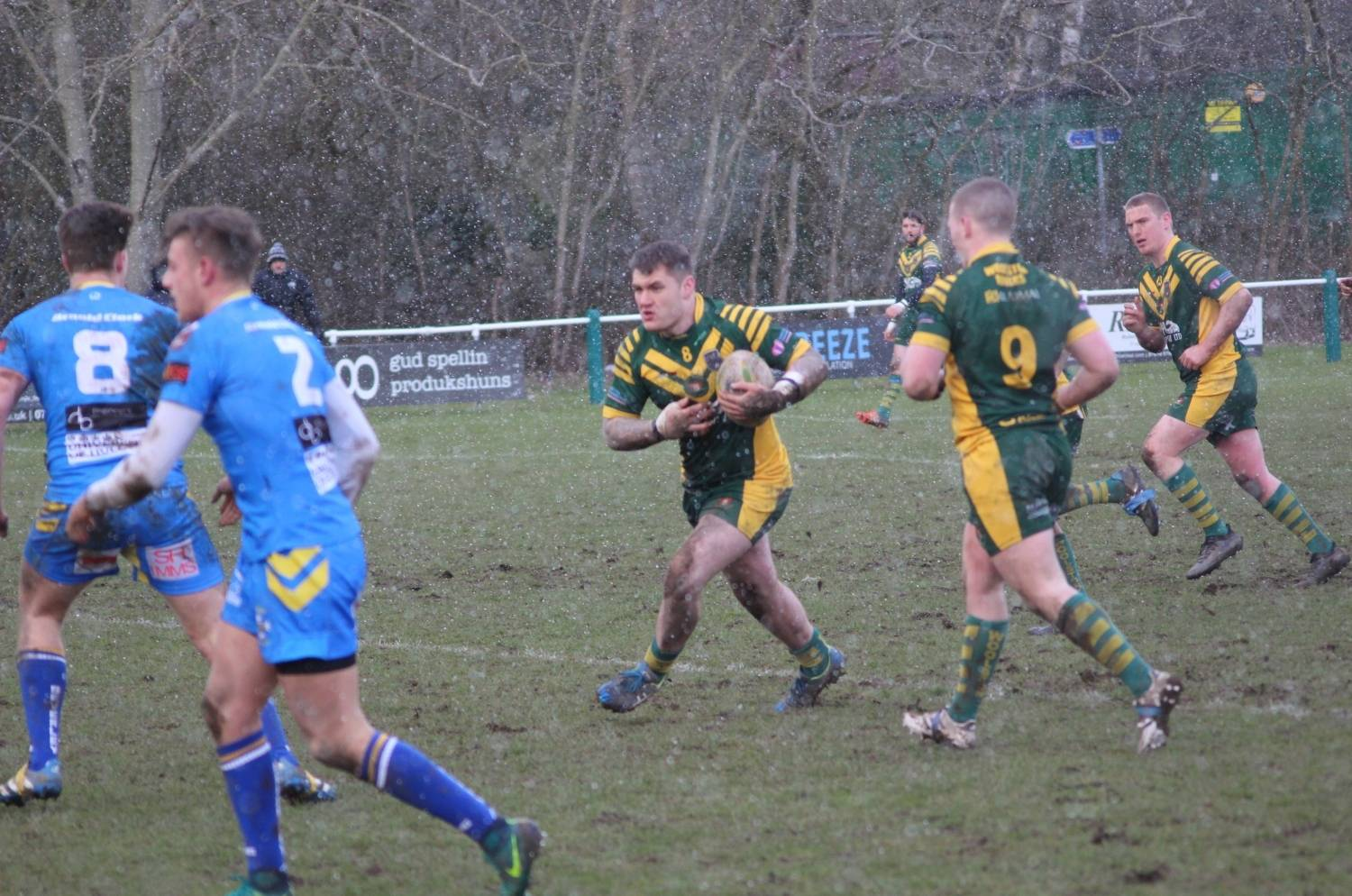 Fieldhouse steps down as Woolston Rovers Head Coach