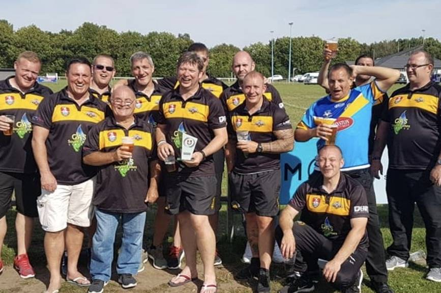North West Masters Festival success