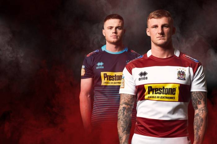 7172c40227d Wigan Warriors home   away