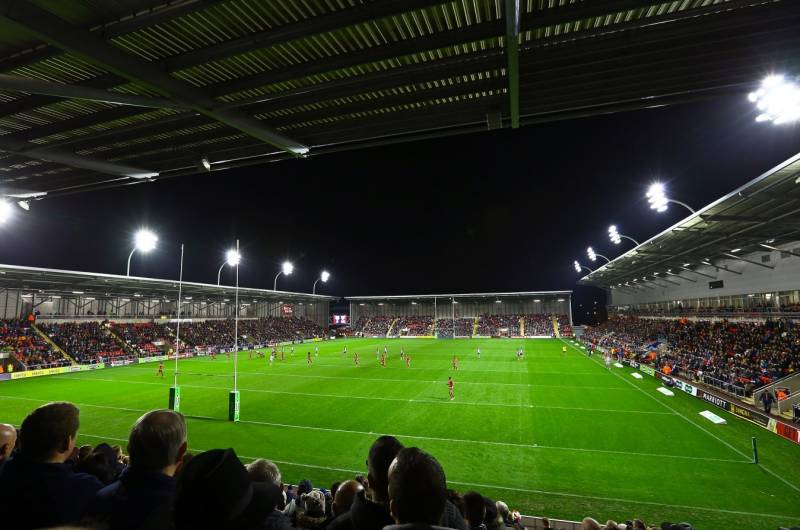 Leigh's assistant coach handed touchline ban