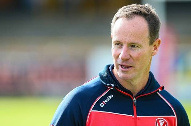 They love playing against us - St Helens boss Holbrook