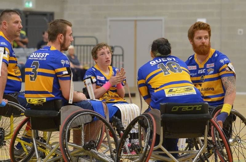 Wheelchair Challenge Cup Final to be streamed live on Our League