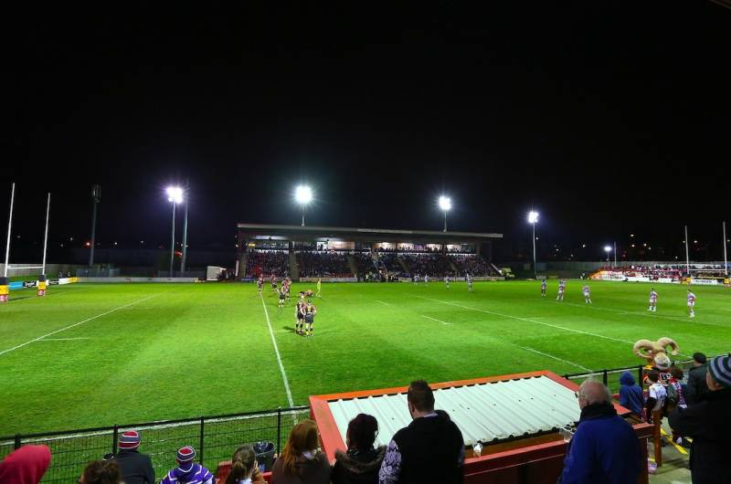 Dewsbury and Hunslet agree swap deal