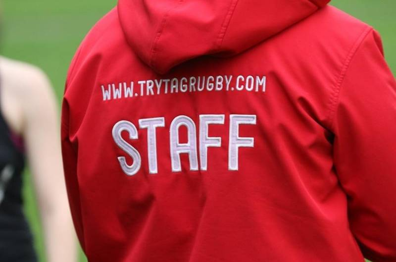 Vacancies with Try Tag Rugby in London, Yorkshire and Manchester