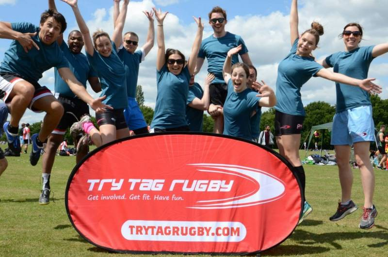 Try Tag Rugby to launch in Bristol