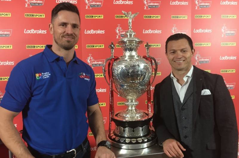 Ladbrokes Challenge Cup Quarter-final draw made