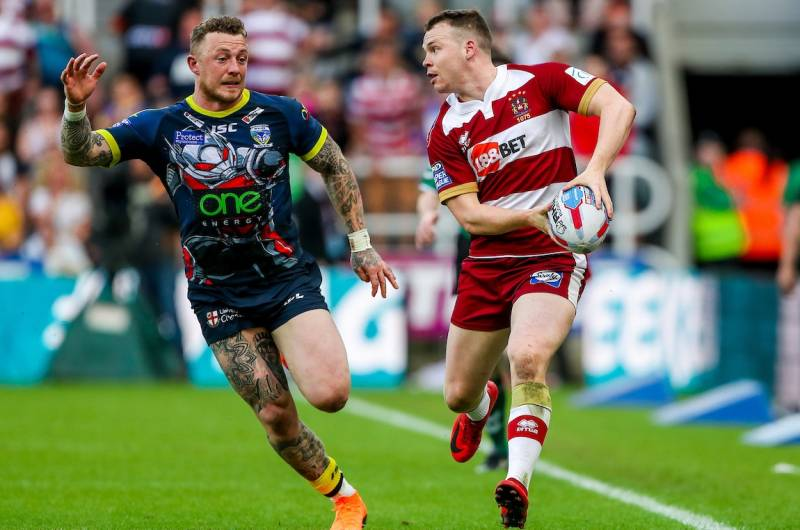 Wigan too strong for Warrington