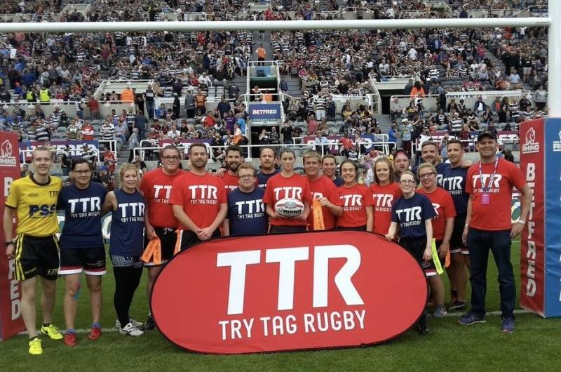 Try Tag Rugby takes centre stage at Magic Weekend