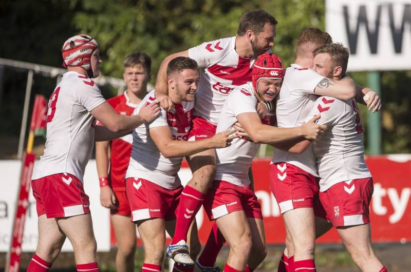 England claim Student Four Nations title