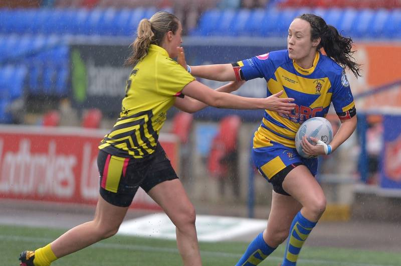 Women's Rugby League Nines – Colleges and Universities