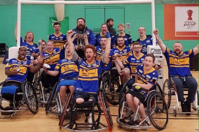 Leeds Rhinos claim first-ever Grand Final title