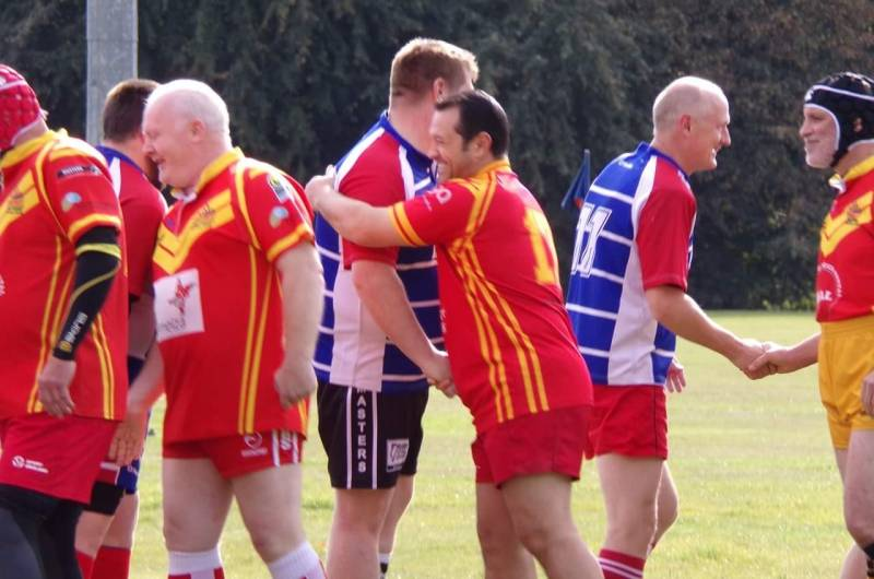 Aldershot takes up Masters Rugby League