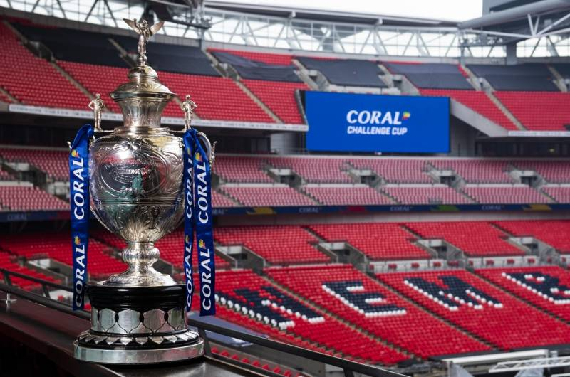 Coral Challenge Cup: Round 4 ties and Round 5 draw details confirmed