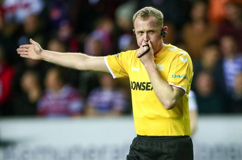 Amendments to 2019 Referee Policy
