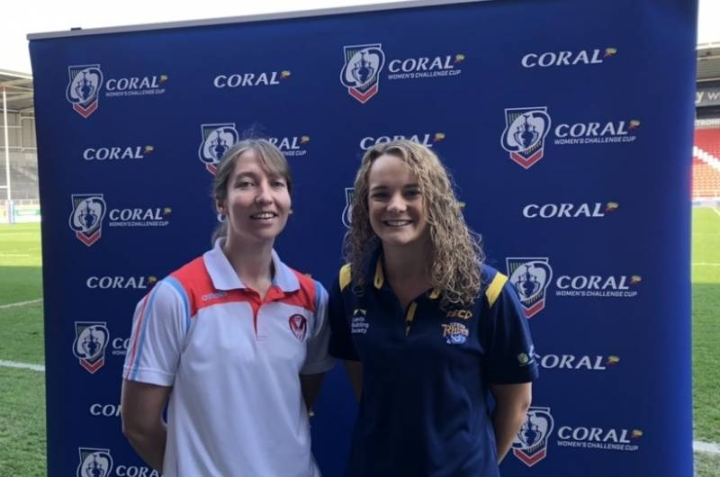 Coral Women's Challenge Cup | First Round Draw