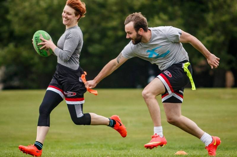 Try Tag Rugby to launch in Wigan