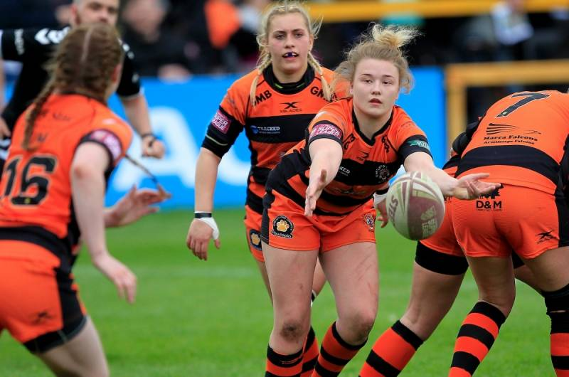 Tigers and Saints dominate selection for Women's Origin clash