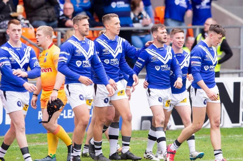 Swinton complete comeback against Rochdale