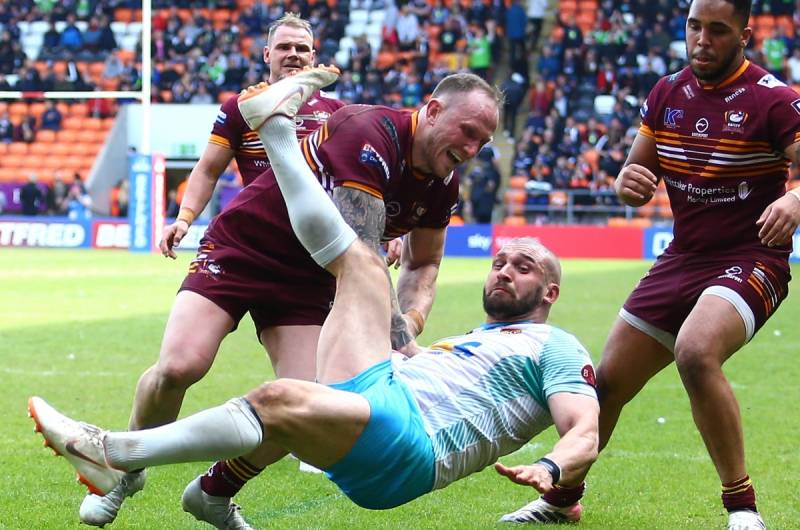 Batley win at the Bash