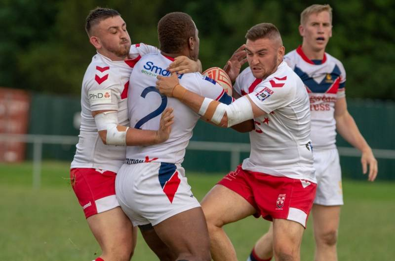Match Report | England Universities 20-24 UK Armed Forces
