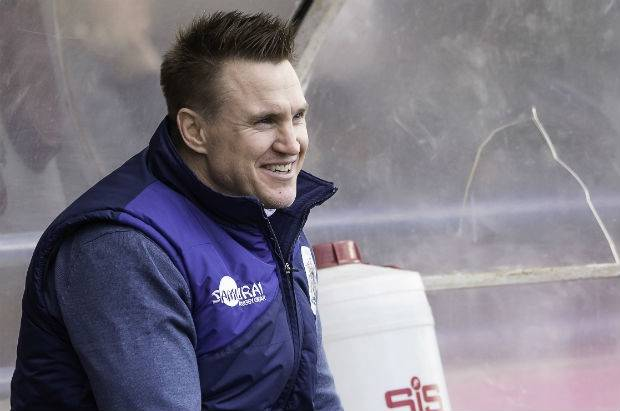 Former Halifax head coach Marshall joins St Helens