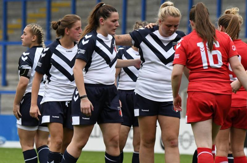 Yorkshire leave it late but take Super League Women's Origin series